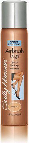Sally Hansen Airbrush Legs Rajstopy w sprayu Tan Glow 75ml 1