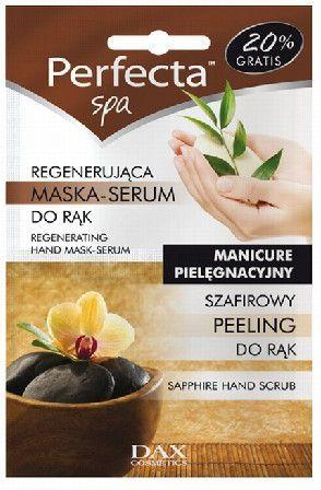 DAX Perfecta Spa Manicure duosaszetka 12ml 1