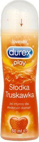 Durex  Play Słodka truskawka (640426) 1