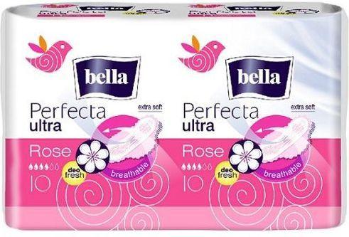 Bella Perfecta Ultra Rose Podpaski higieniczne 20 szt 1