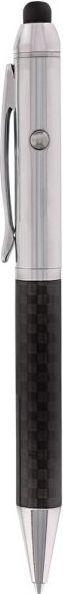 InLine LaserTouch 3in1, Ballpen, Touch Stylus, Laserpointer, chrome (58870C) 1
