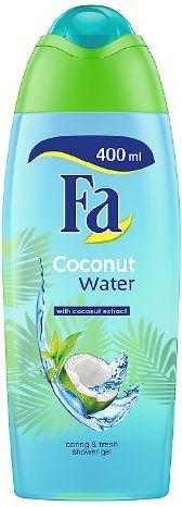 Fa Coconut Water Żel pod prysznic odświeżający 400ml 1