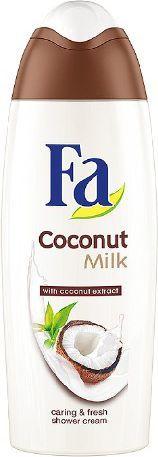 Fa Coconut Milk Żel pod prysznic kremowy 250ml 1