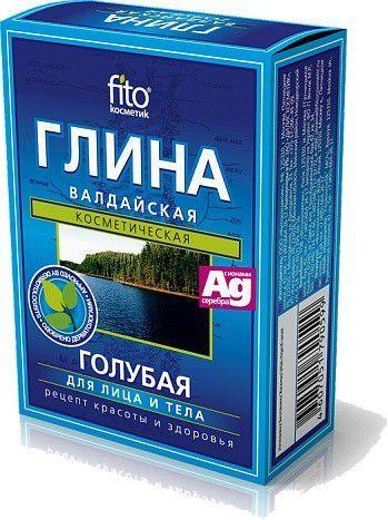 Fitocosmetics Glinka niebieska wałdajska 100g 1