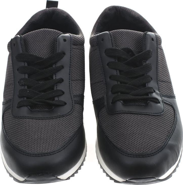 Pepco Męskie, czarne buty sportowe 42 1