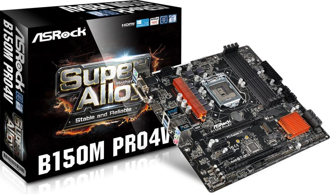 ASRock B150M Combo-G Intel USB 3.0 Treiber Windows 10
