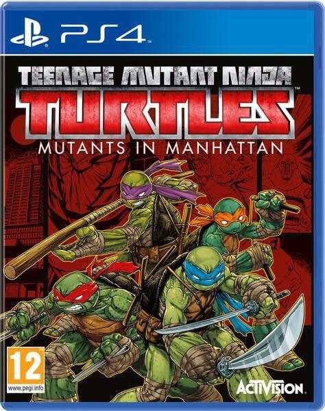 Teenage Mutant Ninja Turtles: Mutants in Manhattan 1