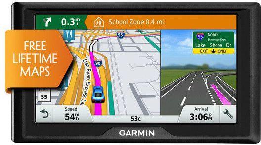 Nawigacja GPS Garmin Drive 60LM (010-01533-17) 1