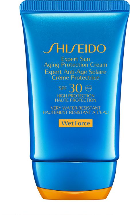 Shiseido SUNCARE EXPERT SUN AGING PROTECTION CREAM PLUS SPF 30+ 50ML 1