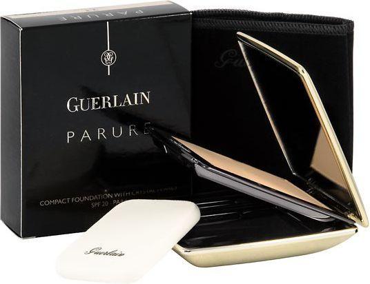 Guerlain Parure Gold Compact Foundation Podkład w kompakcie 12 Rose Clair 10g Wkład 1