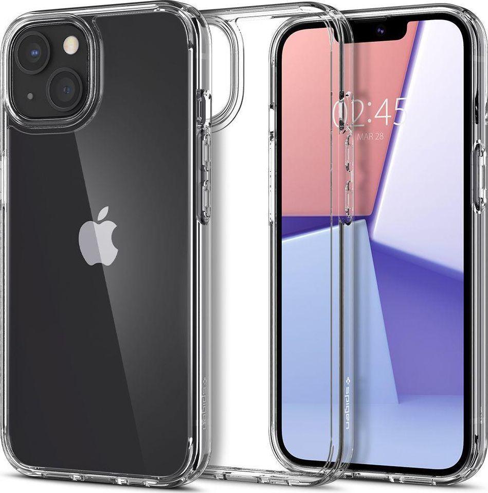 Spigen Etui Spigen Ultra Hybrid Apple iPhone 13 mini Crystal Clear 1