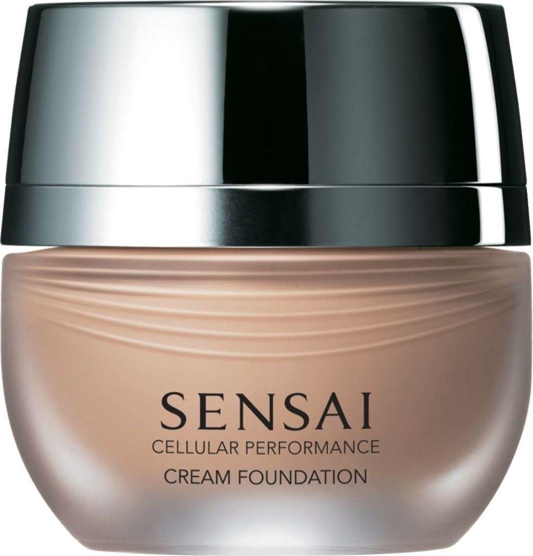 Kanebo Sensai Cellurar Performance Cream Foundation CF 13 Warm Beige 30ML 1