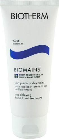 Biotherm Biomains Hand And Nail Treatment Krem do rąk 100ml 1