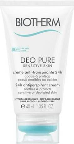 Biotherm Deo Pure Sensitive Cream 75ML 1