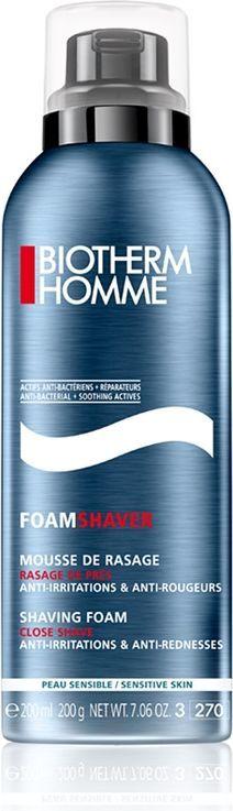 Biotherm Pianka do golenia HOMME 200 ml 1