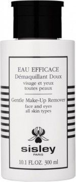 Sisley EAU EFFICACE GENTLE MAKE-UP REMOVER FACE AND EYES ALL SKIN TYPES 300ml 1