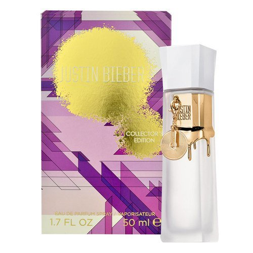 JUSTIN BIEBER Collector´s Edition EDP 50ml 1
