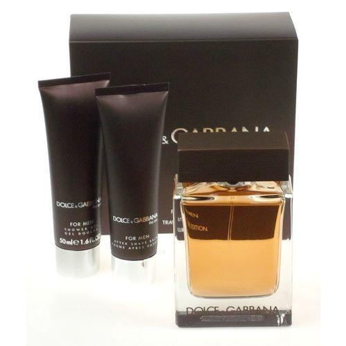 Dolce & Gabbana The One (M) EDT/S 100ml + 50ml Balsam po goleniu + 50ml Żel pod prysznic 1
