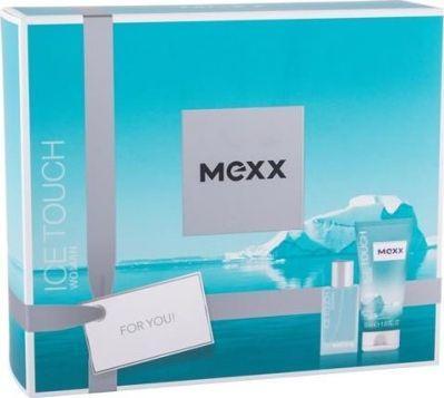 Mexx Ice Touch EDT 15ml + żel pod prysznic 50 ml 1
