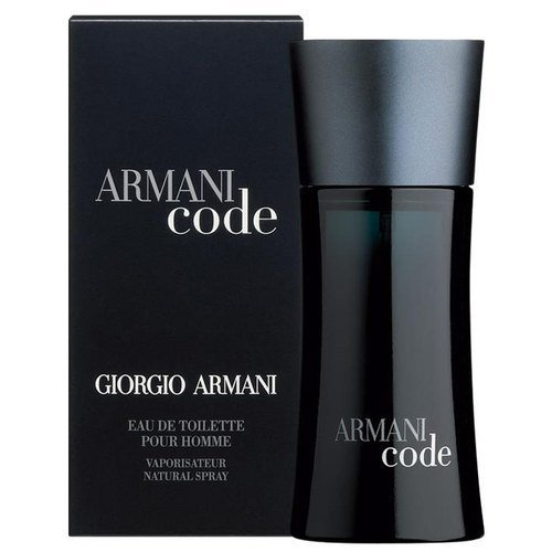 Giorgio Armani Black Code (M) EDT/S 75ML tester 1