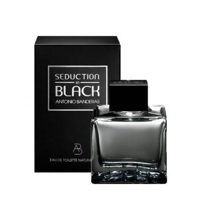 Antonio Banderas Seduction in Black (M) EDT/S 100ML 1