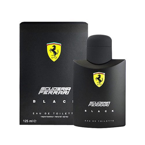 Ferrari Scuderia Black M 125ml 1