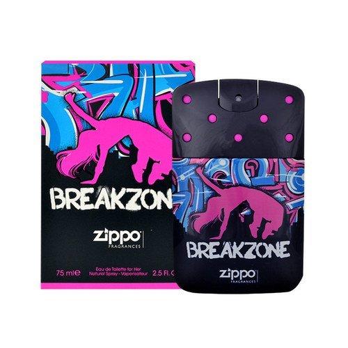 zippo fragrances breakzone for her