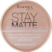 Rimmel  Stay Matte Long Lasting Pressed Powder 14g 007 Mohair 1