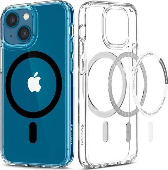 Spigen Etui Spigen Ultra Hybrid Mag MagSafe Apple iPhone 13 Black 1