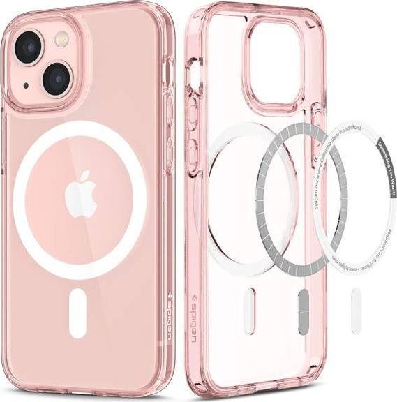 Spigen Etui Spigen Ultra Hybrid Mag MagSafe Apple iPhone 13 mini Rose Crystal 1
