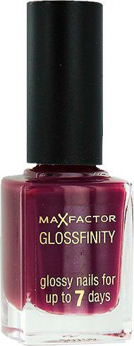 MAX FACTOR Glossfinity Nail Polish W 11ml 160 Raspberry Blush 1