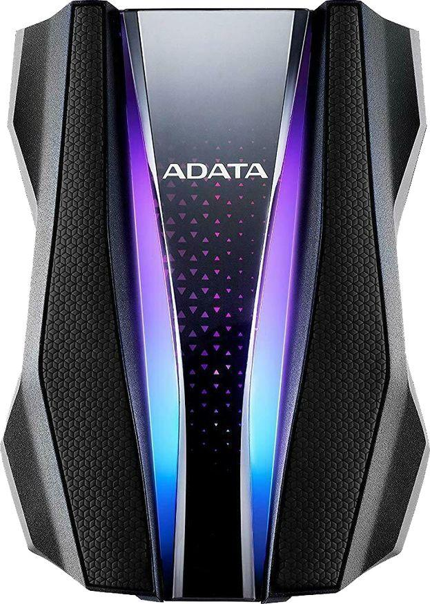 Dysk zewnętrzny ADATA HDD HD770G 2 TB Czarny (AHD770G-2TU32G1-CBK) 1