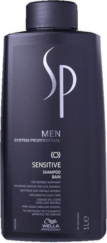 Wella SP Men Sensitive Shampoo 1000ml 1