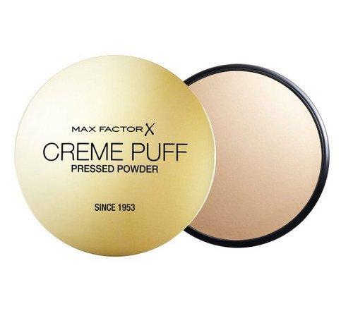 MAX FACTOR Creme Puff Pressed Powder W 21g 81 Truly Fair 1