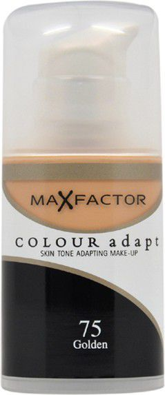 MAX FACTOR Colour Adapt Podkład 75 Golden 34ml 1