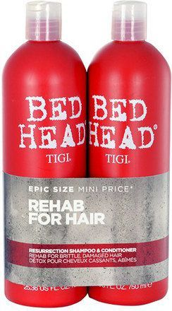Tigi Bed Head Resurrection Duo Kit Zestaw dla kobiet 1