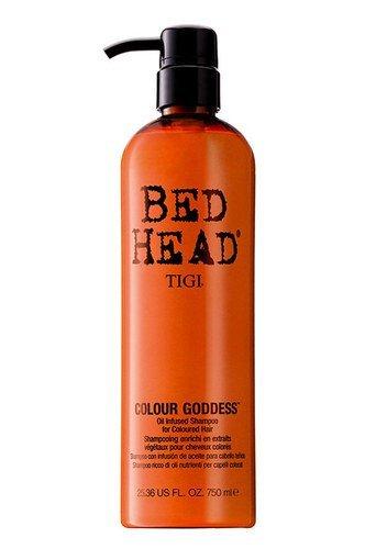 Tigi Bed Head Colour Goddess Shampoo Szampon do włosów 400ml 1