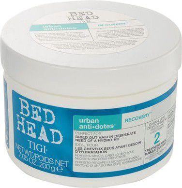 Tigi Bed Head Urban Antidotes Recovery Mask Maska do włosów 200g 1