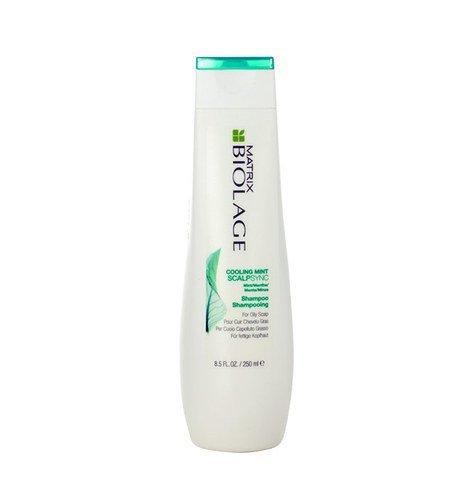 MATRIX Biolage Cooling Mint ScalpSync Shampoo Szampon odświeżający skórę głowy 250ml 1