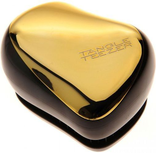 Tangle Teezer Compact Styler Hairbrush Gold Fever 1