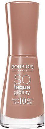 BOURJOIS Paris So Laque Glossy W 10ml 12 Pina Chocolada 1
