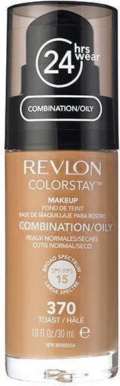 Revlon Colorstay Cera Mieszana/Tłusta 370 Toast 30ml 1