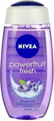 Nivea Powerfruit Fresh Żel pod prysznic 250ml 1
