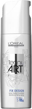 L'Oreal Paris Tecni Art Fix Design Lakier do włosów 200ml 1