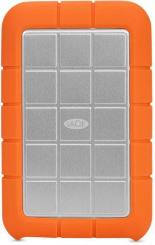 Dysk zewnętrzny LaCie HDD 1 TB Pomarańczowo-szary (STEU1000400) 1