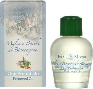 Frais Monde Mallow And Hawthorn Berries Perfumed Oil Olejek perfumowany 12ml 1