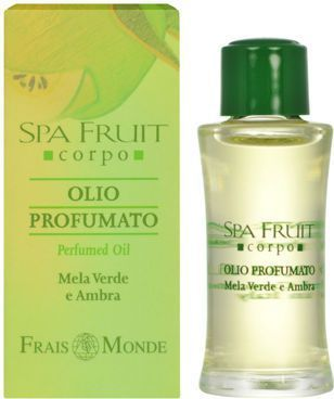 Frais Monde Spa Fruit Green Apple And Amber Perfumowany olejek do ciała 10ml 1