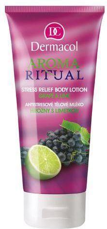 Dermacol Aroma Ritual Body Lotion Grape&Lime Balsam do ciała 250ml 1