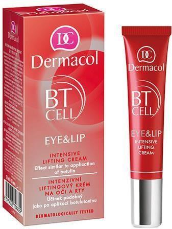 Dermacol BT Cell Eye&Lip Intensive Lifting Cream Krem pod oczy 15ml 1