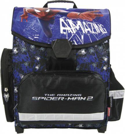Derform Tornister ergonomiczny K Amazing Spider Man - (DERF.TEKSAS19) 1